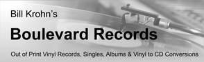 Krohn's Boulevard Records