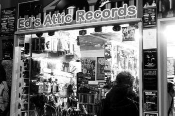 Eds Attic Records