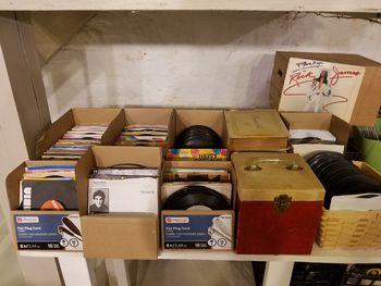 Avalon Vintage Vinyl